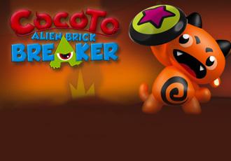 <strong>Cocoto Alien Brick Breaker</strong>