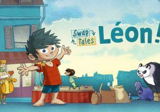 SwapTales: Léon!