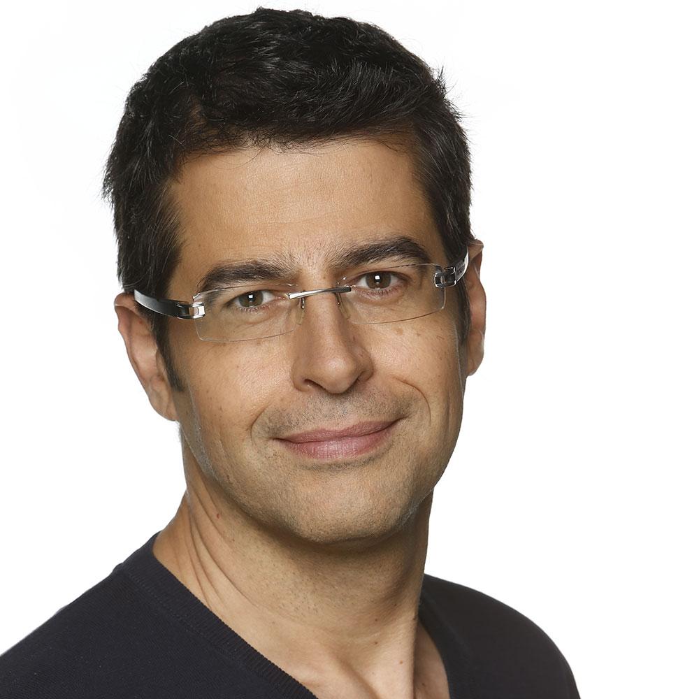 Bertrand Amar